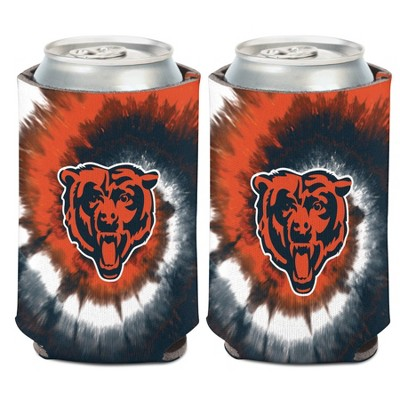 NFL Chicago Bears Tie Dye Can Cooler