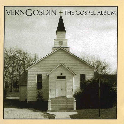 Vern gosdin - Gospel album (CD) - image 1 of 1