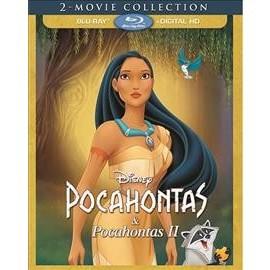 Pocahontas 2 Movie Collection (Blu-ray + Digital)