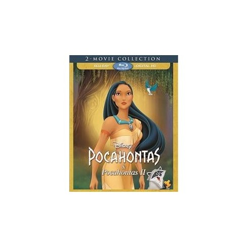 Pocahontas 2 Movie Collection (Blu-ray + Digital) - image 1 of 1