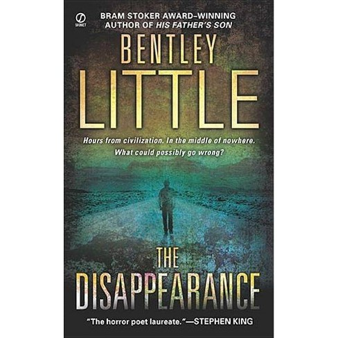 The Disappearance - by  Bentley Little (Paperback) - image 1 of 1