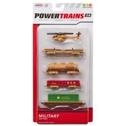 Power Trains Military Car Pack