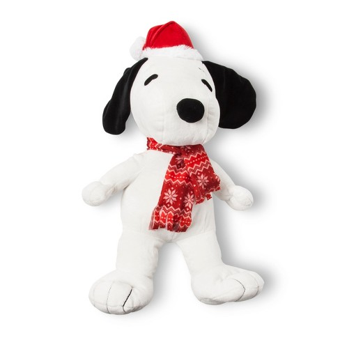Peanuts Snoopy White Novelty Pillow - image 1 of 1