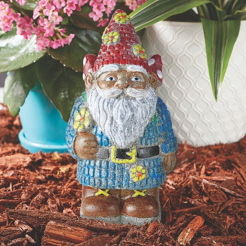 MindWare Paint Your Own Stone: Garden Gnome - Creative Activities - 3 Pieces - image 1 of 4