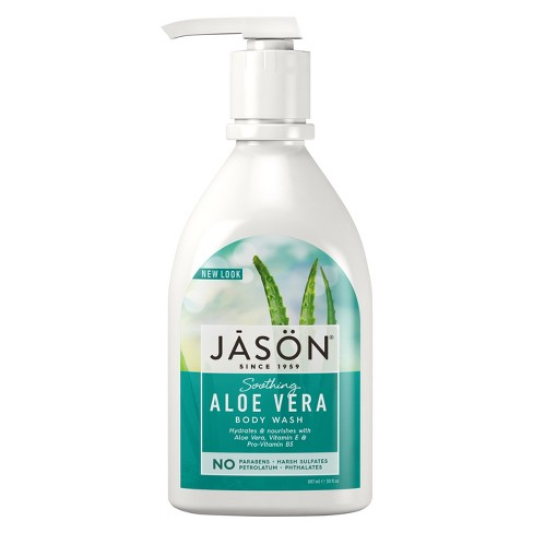 Jason Soothing Aloe Vera Body Wash- 30oz - image 1 of 1
