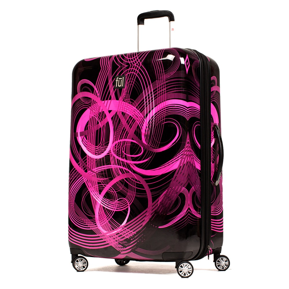 "Image of ""FUL 20"""" Hardside Spinner Suitcase - Atomic Pink"""