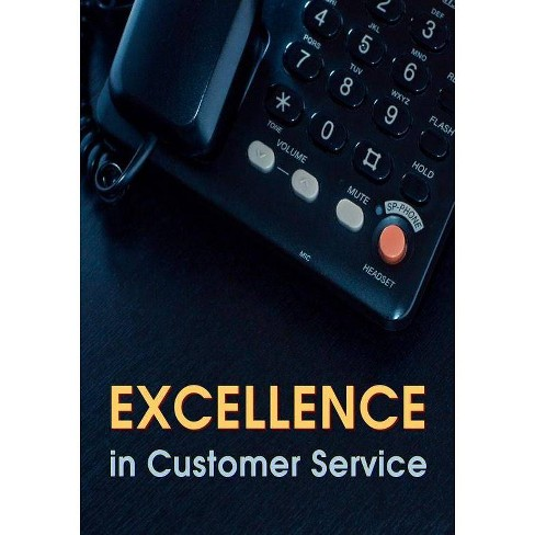 Excellence in Customer Service (DVD) - image 1 of 1