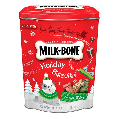 Milk-Bone Limited Edition Holiday Original Small Dog Biscuits - 24oz - image 1 of 1