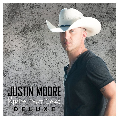 Justin Moore - Just Kinda Don't Care - image 1 of 1
