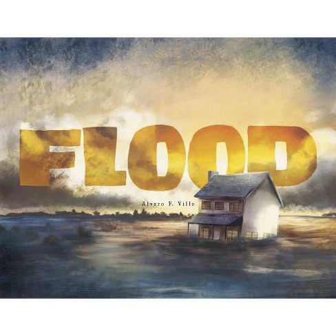 Flood - (Fiction Picture Books) by  Alvaro F Villa (Hardcover) - image 1 of 1