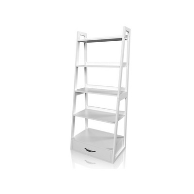 Juncus 5 Tiered Ladder Bookcase - HOMES: Inside + Out