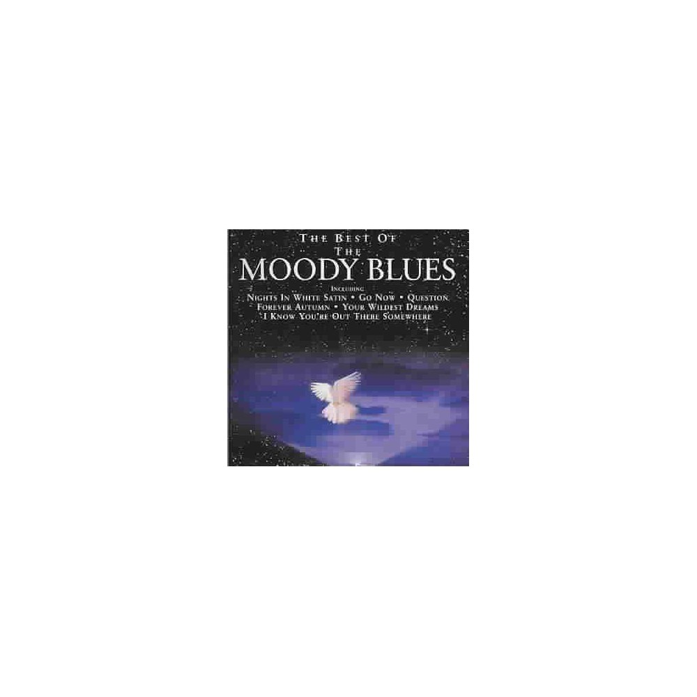 The Moody Blues Best Of The Moody Blues Cd
