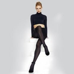 6a251b070f0 Hanes Premium Women s Perfect Blackout Tights Black - Q01758   Target