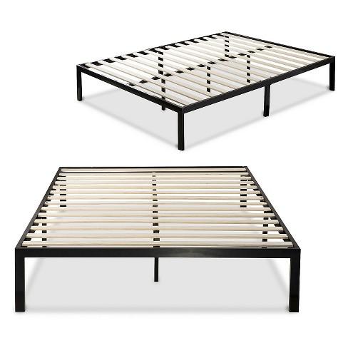 Platform Metal Bed Frame/Mattress Foundation Zinus 1000 - Sleep ...