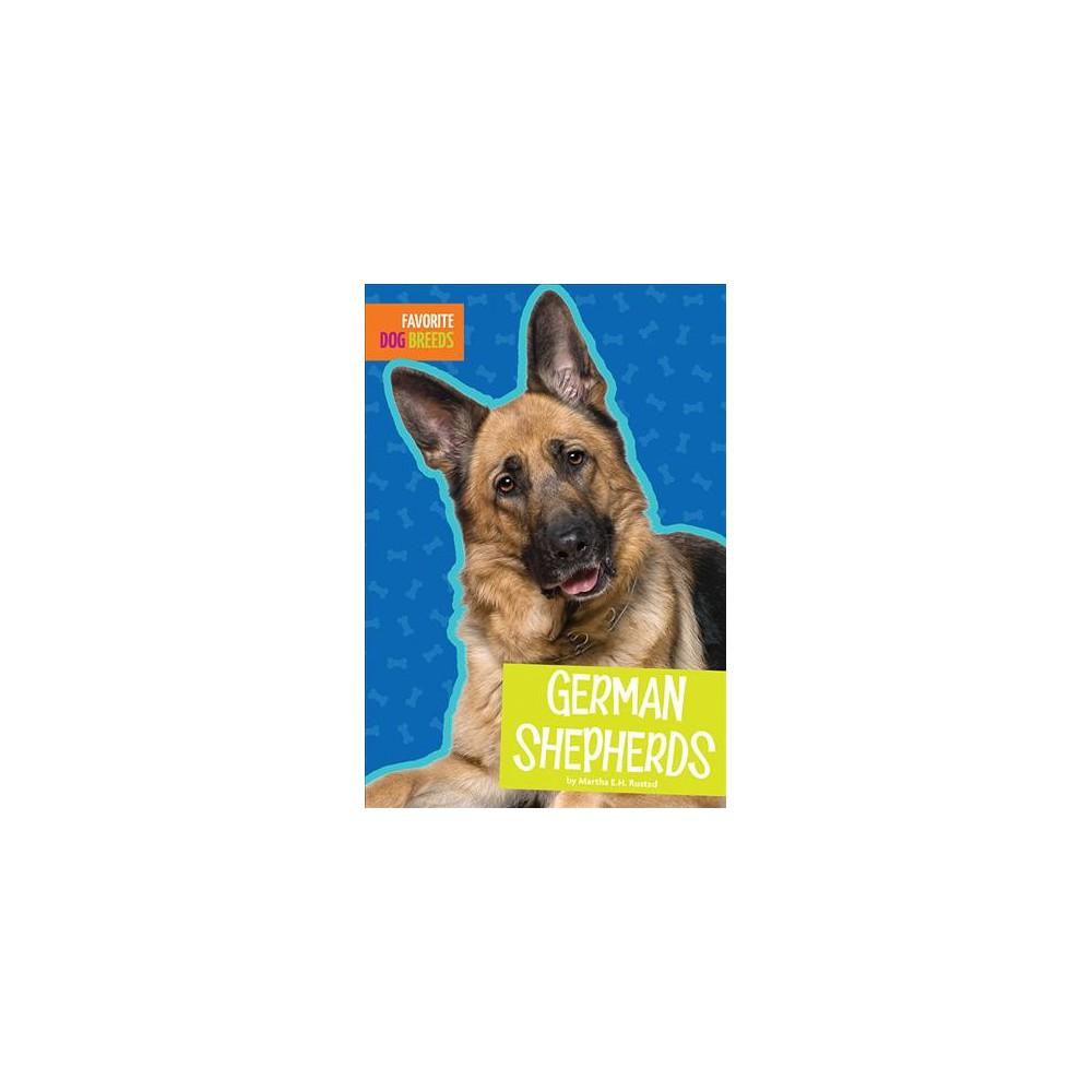 German Shepherds (Reprint) (Paperback) (Martha E. H. Rustad)