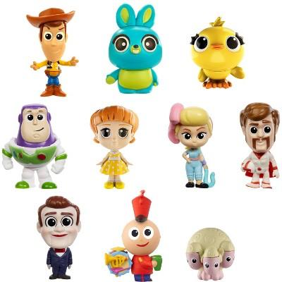 Disney Pixar Toy Story Minis Ultimate New Friends 10pk