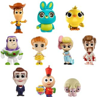Disney Pixar Toy Story Minis Ultimate New Friends 10pk