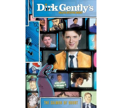Dirk Gently's Holistic Detective Agency 1 : The Salmon of Doubt (Paperback) (Arvind Ethan David) - image 1 of 1