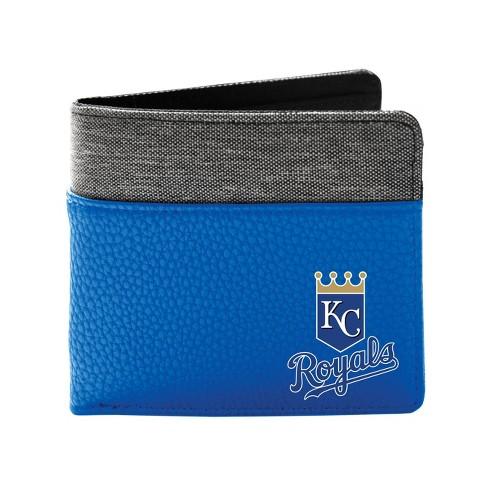 MLB Kansas City Royals Pebble BiFold Wallet - image 1 of 2