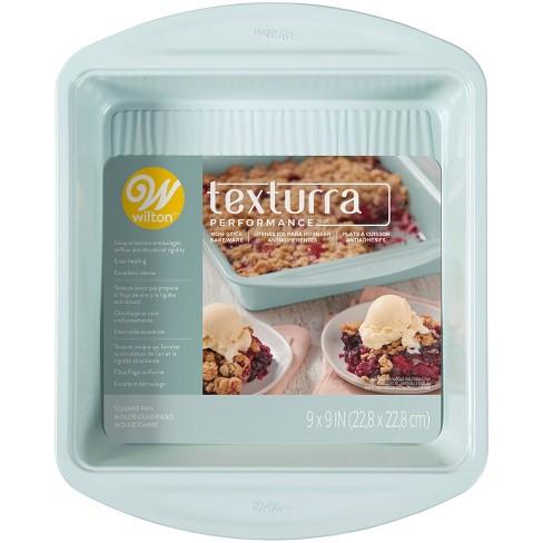 """Wilton 9""""x9"""" Texturra Performance Non-Stick Bakeware Square Pan - image 1 of 4"""