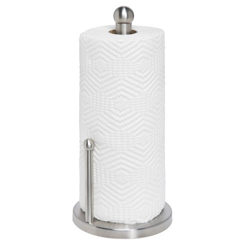 Honey Can Do Stainless Steel Paper Towel Holder - image 1 of 2