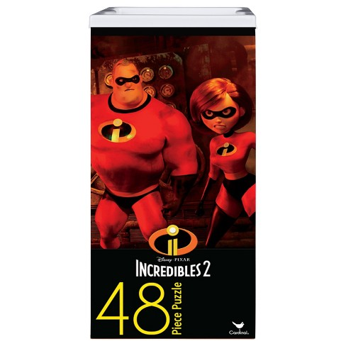 Incredibles 2 48pc Kids Puzzle Target