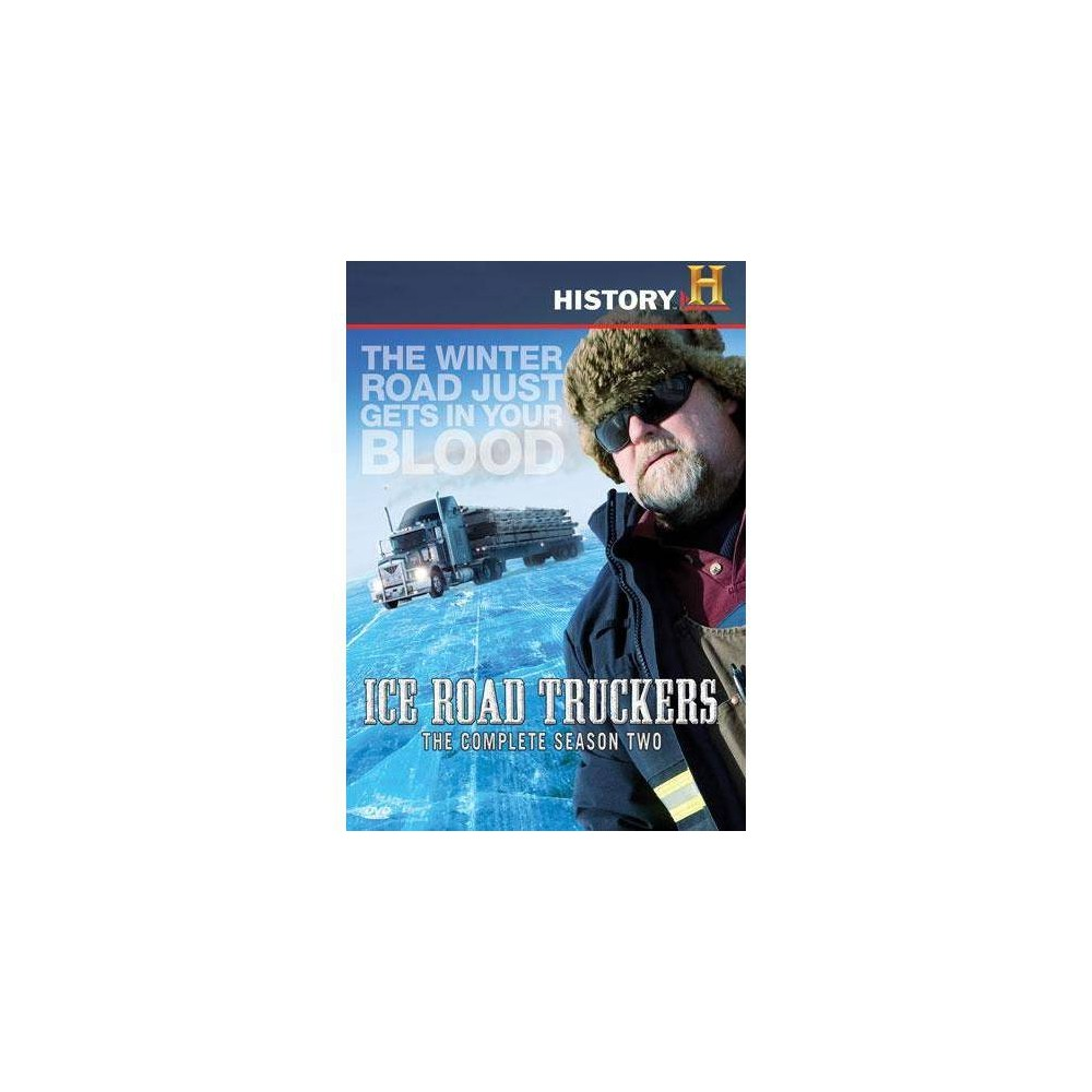 Ice Road Truckers The Complete Season Two Dvd