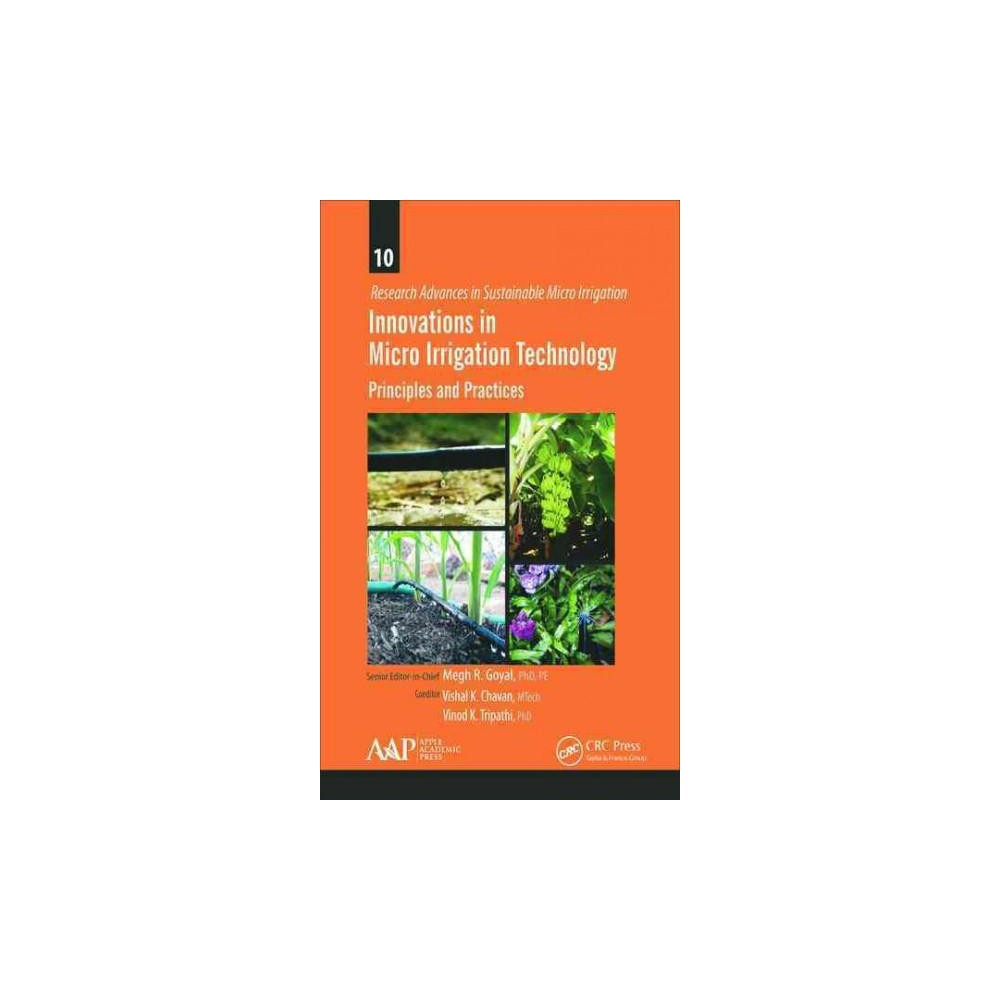 Innovations in Micro Irrigation Technology (Hardcover)