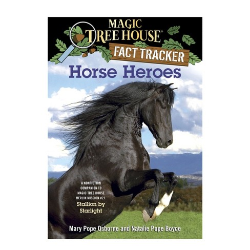 Magic Tree House Fact Tracker (Paperback) by Mary Pope Osborne - image 1 of 1