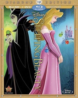 Sleeping Beauty (Diamond Edition)(2 Discs)(Blu-ray/DVD)