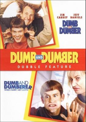 Dumb and Dumber/Dumb and Dumberer (DVD)