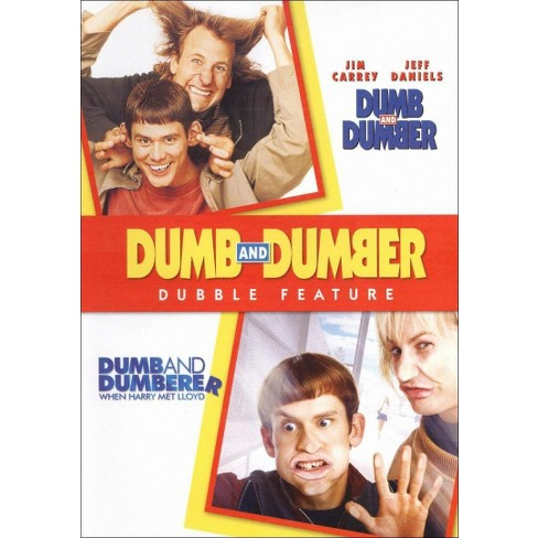 Dumb and Dumber/Dumb and Dumberer (DVD) - image 1 of 1