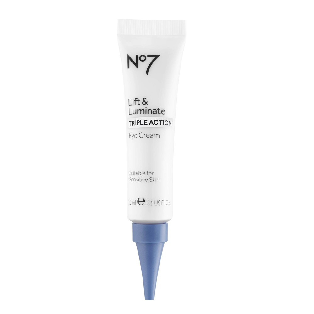 No7 Lift Luminate Triple Action Eye Cream 5oz