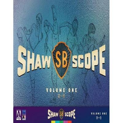 Shawscope Volume One (Blu-ray)(2021)