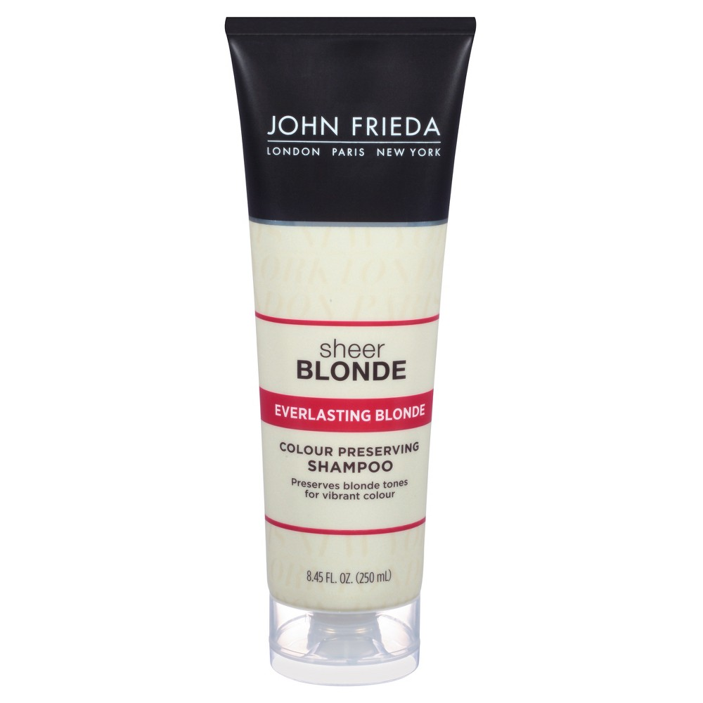 Image of John Frieda Sheer Blonde Everlasting Blonde Shampoo - 8.45 fl oz