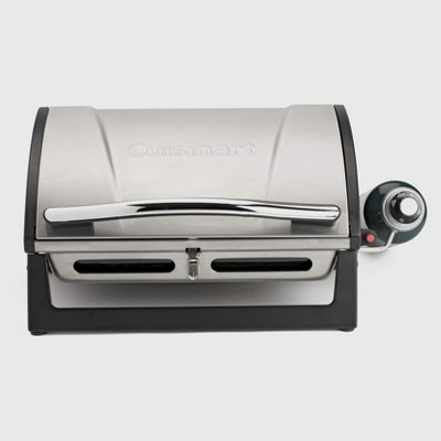 Cuisinart® Grillster Portable Gas Grill - Silver