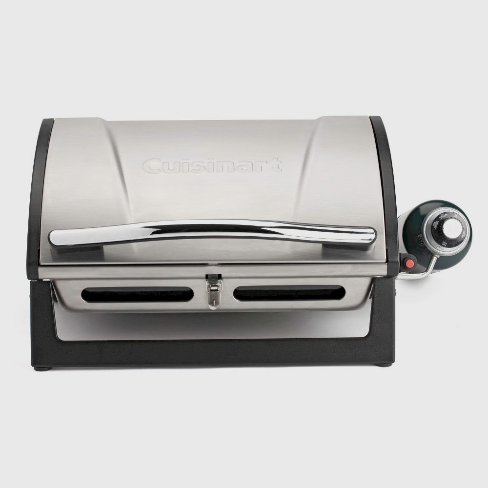 Cuisinart Grillster Portable Gas Grill – Silver 51778805