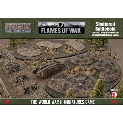 Shattered Battlefield Miniatures Box Set