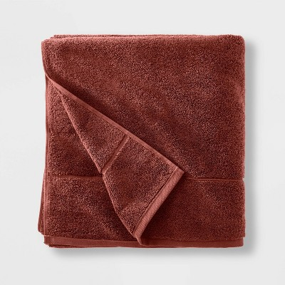 Modal Bath Sheet Clay - Casaluna™