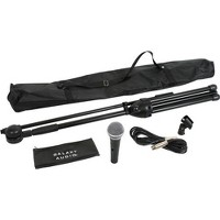 Deals on Galaxy Audio RT-66SXD Dynamic Microphone and Stand Kit