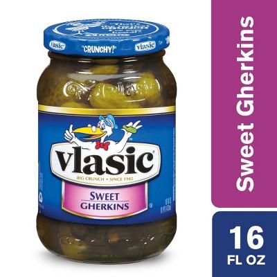 Vlasic Sweet Gherkin Pickles - 16oz