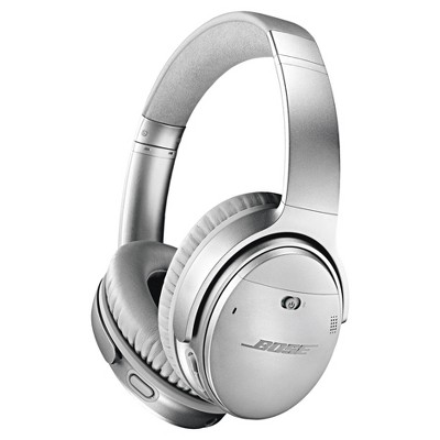 Bose QuietComfort 35 Wireless Headphones II (Android/iOS)- Silver