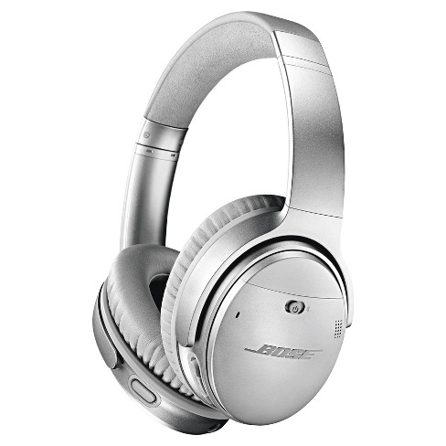 eb9ebf6d7e4 Bose® QuietComfort® 35 Wireless Headphones II (Android/iOS) - Silver :  Target