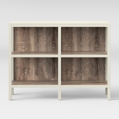 Hadley 36.2  Horizontal Bookcase - Shell - Threshold™