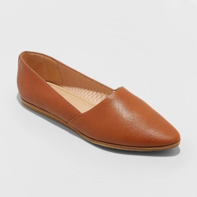 Women's Berit Pointed Toe Loafers - Universal Thread™