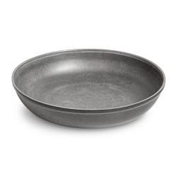 45oz Melamine and Bamboo Dinner Bowl Gray - Threshold™