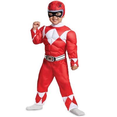 Power Rangers Red Ranger Muscle Infant/Toddler Costume