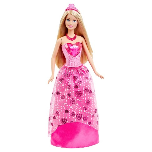 Barbie Fairytale Princess Gem Fashion Doll - image 1 of 7