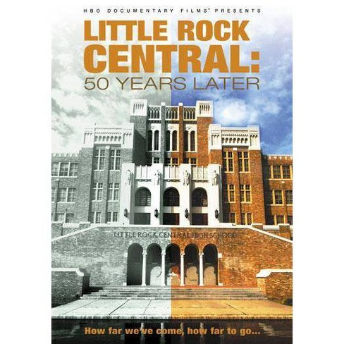 Little Rock Central: 50 Years Later (DVD) - image 1 of 1
