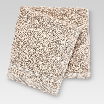 Performance Washcloth Tan - Threshold™